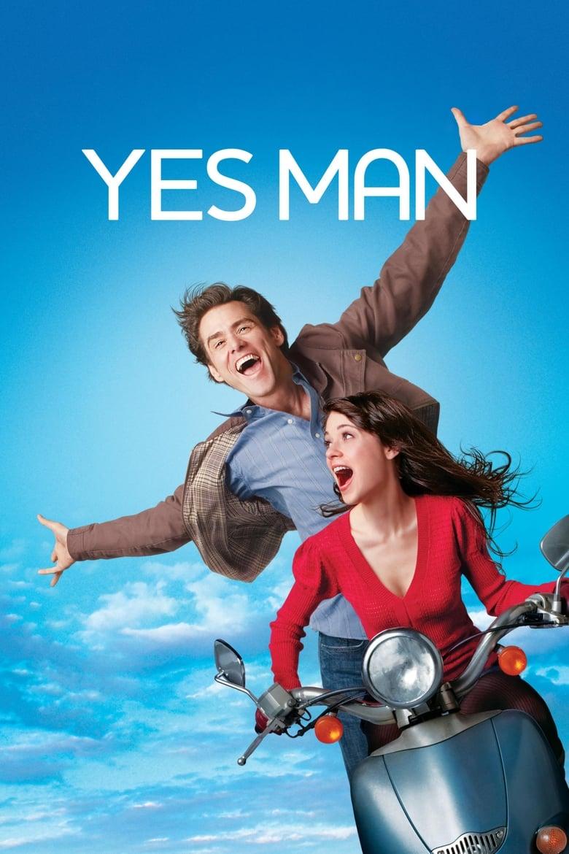 Εξώφυλλο του Yes Man