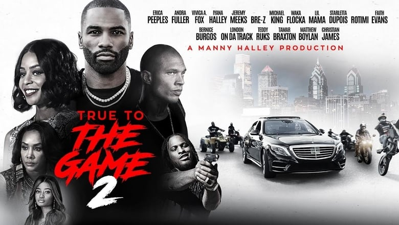 True to the Game 2: Gena's Story movie poster