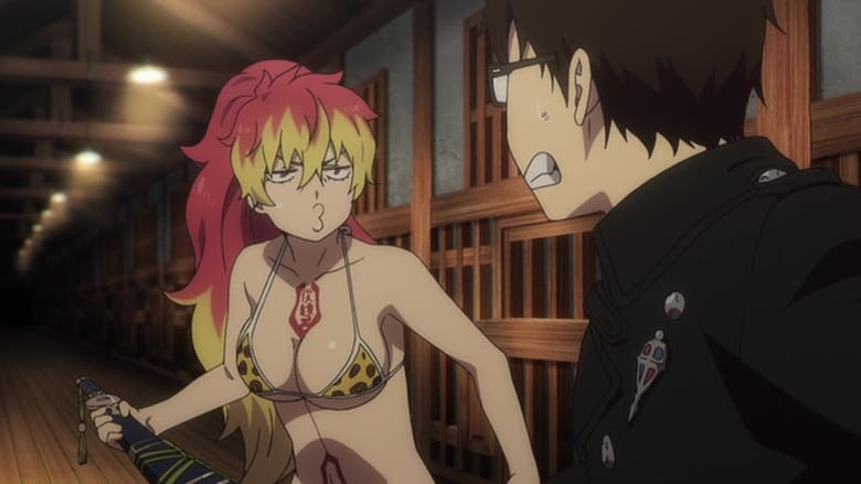 Blue Exorcist saison 2 episode 7 streaming