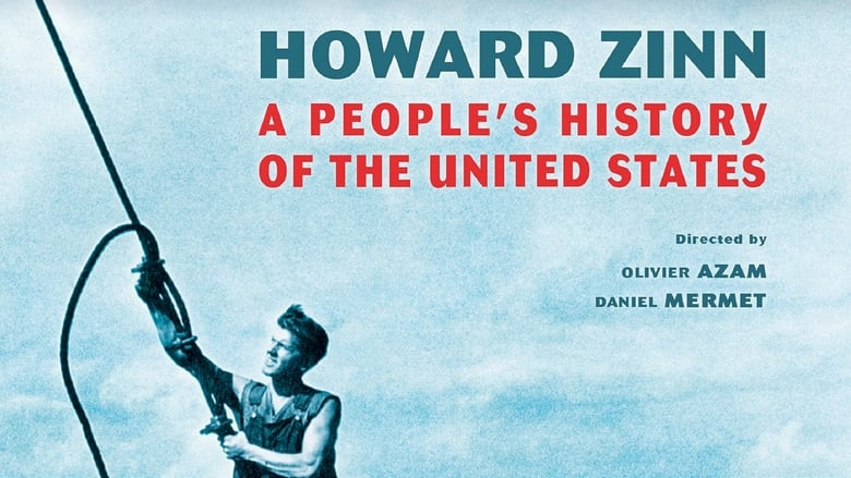 Howard Zinn: Voices of a People's History of the United States banner backdrop