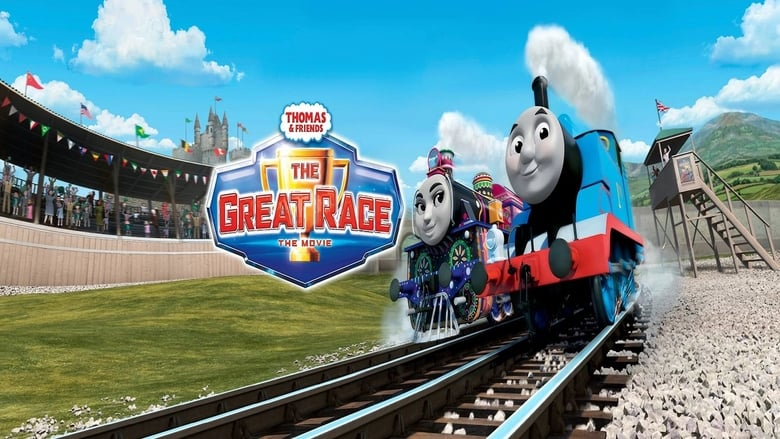 Il+trenino+Thomas+-+La+grande+corsa