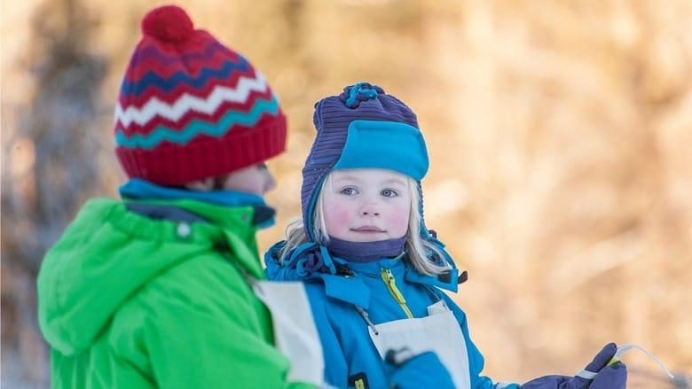 Casper and Emma's Winter Vacation