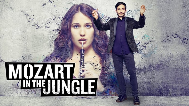 Ver Poster SerieHD Mozart in the Jungle online