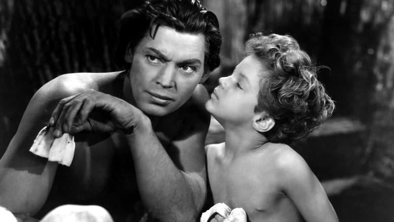 Тарзан находит сына
