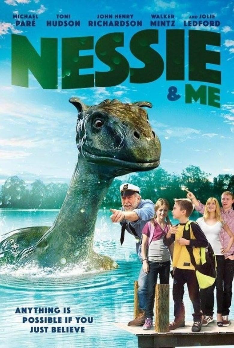 Εξώφυλλο του Nessie & Me