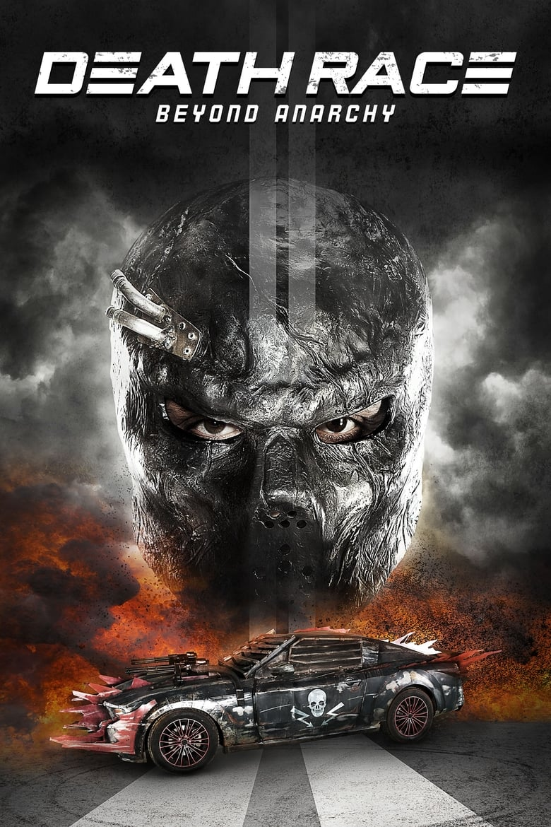 Death Race 4: Beyond Anarchy affiche