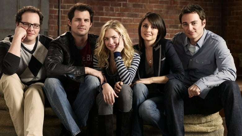 Life Unexpected banner backdrop