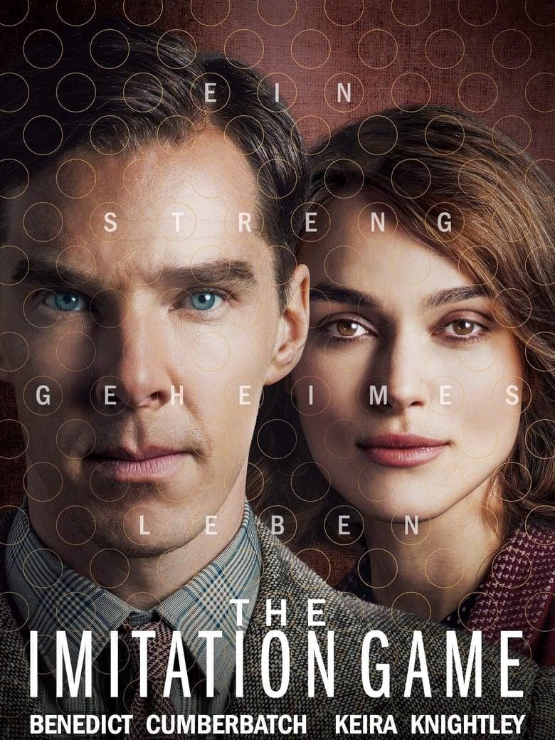 The Imitation Game - Ein streng geheimes Leben - Historie / 2015 / ab 12 Jahre