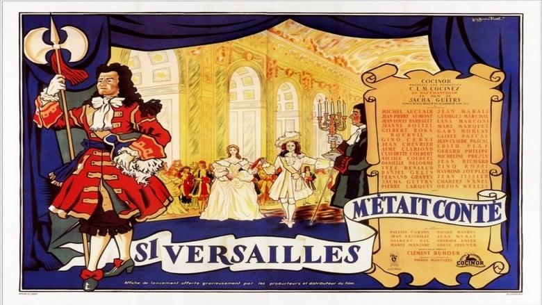 Voir Si Versailles m'était conté... en streaming vf gratuit sur StreamizSeries.com site special Films streaming