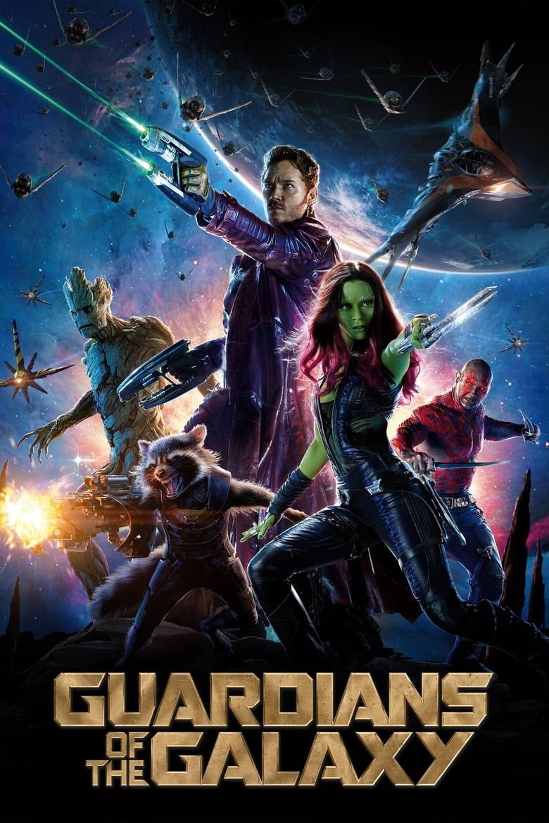 Guardians of the Galaxy - Action / 2014 / ab 12 Jahre
