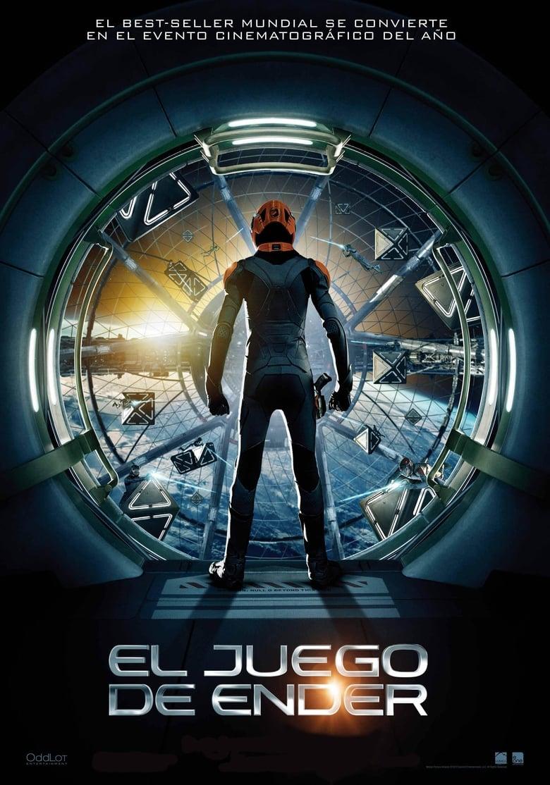 Pelicula El Juego de Ender (2013) HD 1080P LATINO/INGLES Online imagen