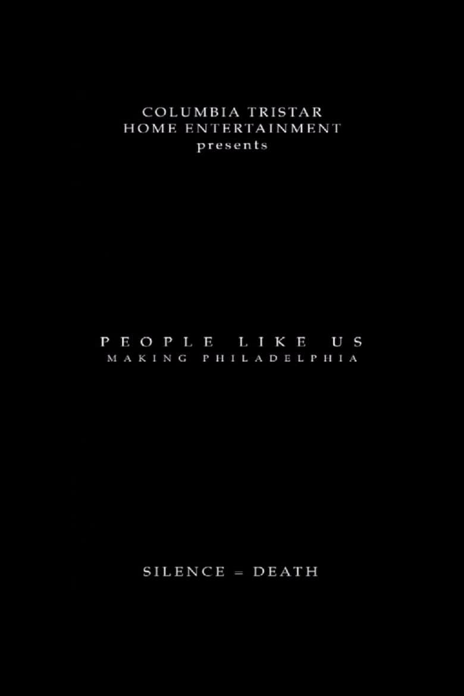 People Like Us: Making 'Philadelphia' (2004)