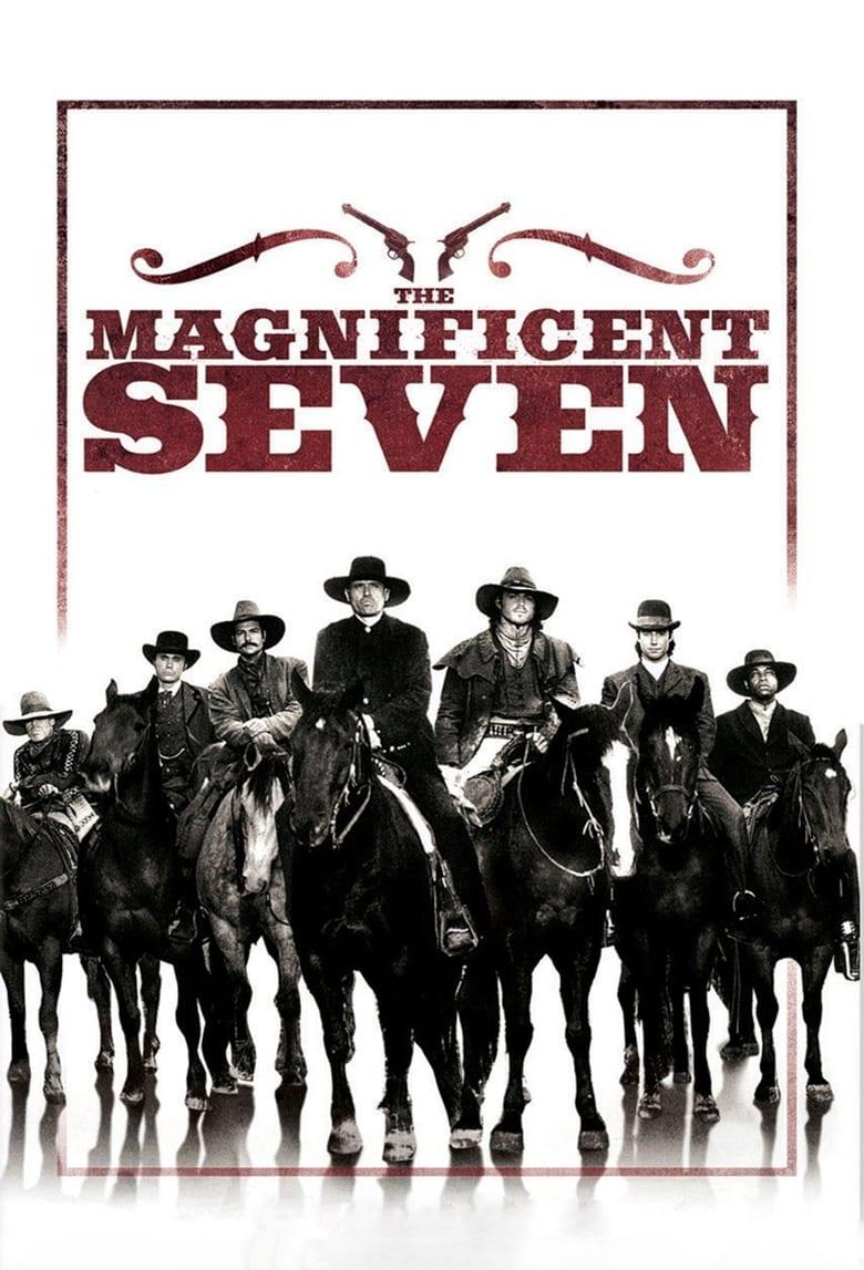 Die Glorreichen Sieben Serie