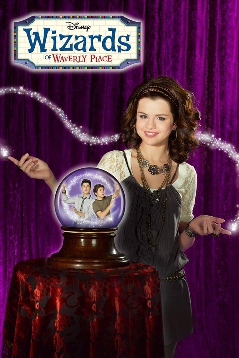 Εξώφυλλο του Wizards of Waverly Place