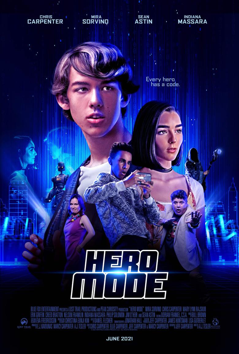 فيلم Hero Mode 2021 مترجم