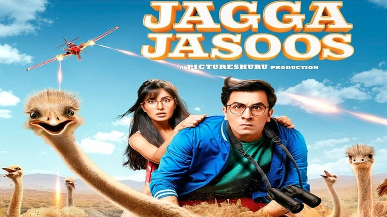 DOWNLOAD Jagga Jasoos 2017 Full HDRip Hindi Movie free Watch Online