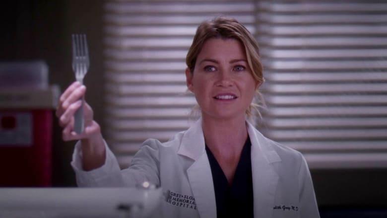 Grey's Anatomy: 10×8
