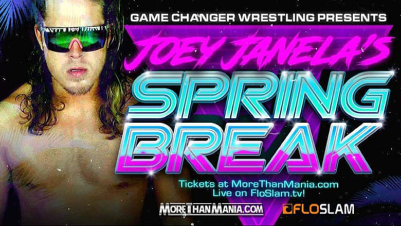 Guarda Joey Janela's Spring Break In Buona Qualità Hd 720p
