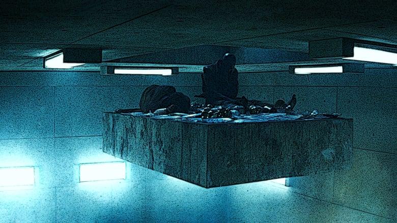 кадр из фильма Платформа