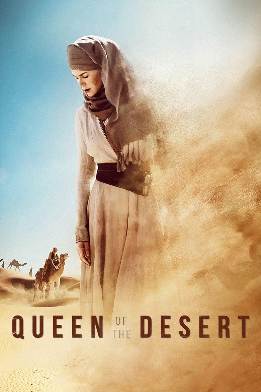 Εξώφυλλο του Queen of the Desert