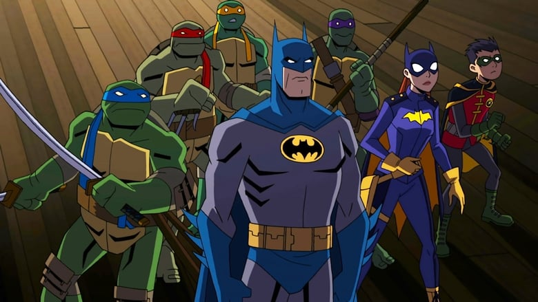 Batman vs. Teenage Mutant Ninja Turtles Streaming HD