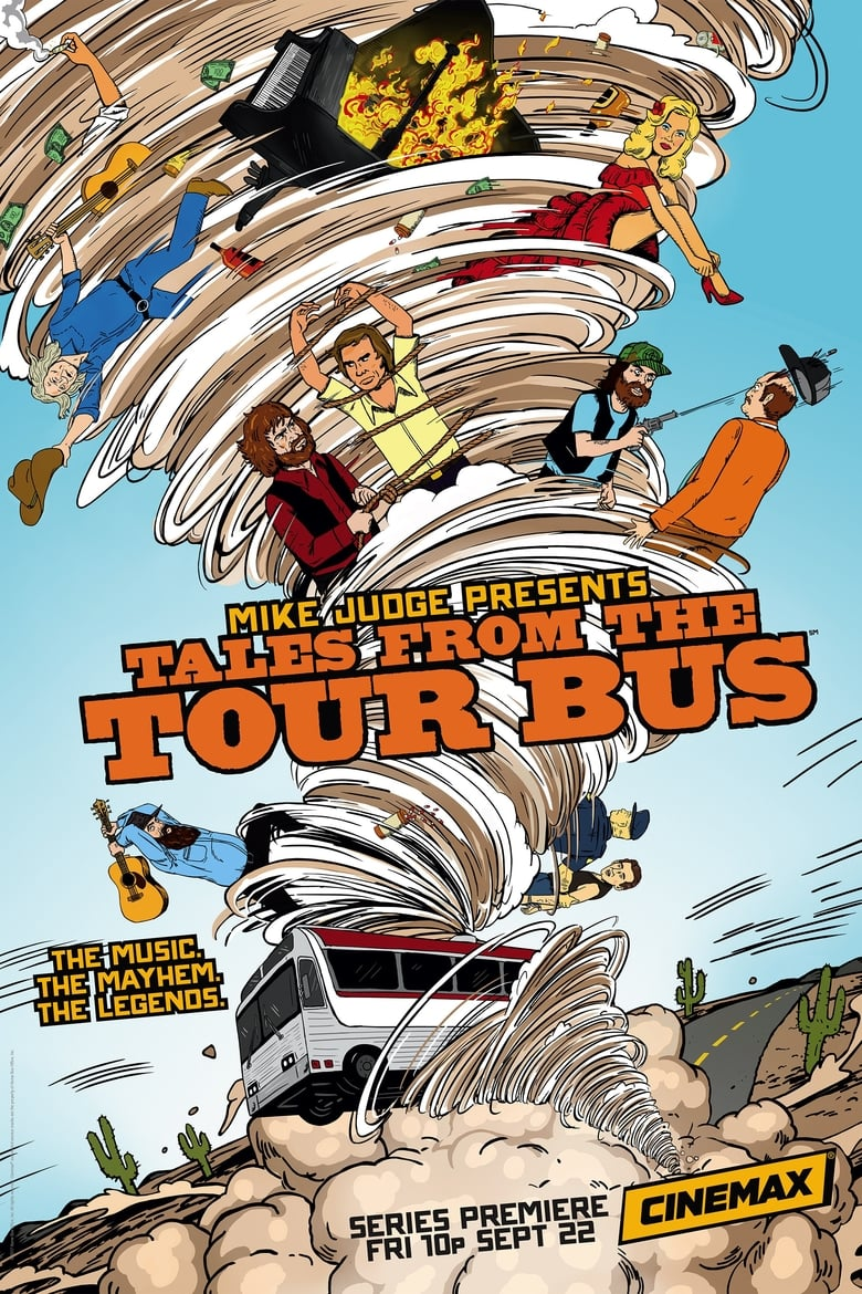 Mike Judge Presents: Tales From the Tour Bus (T1) 1x03