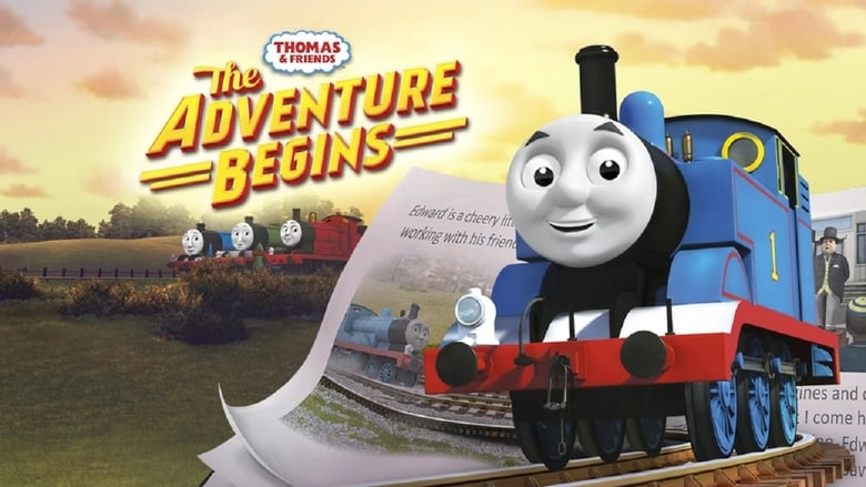 Watch Thomas and Friends: The Adventure Begins free