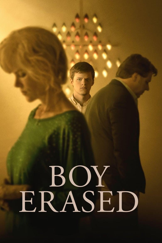 Boy Erased - poster