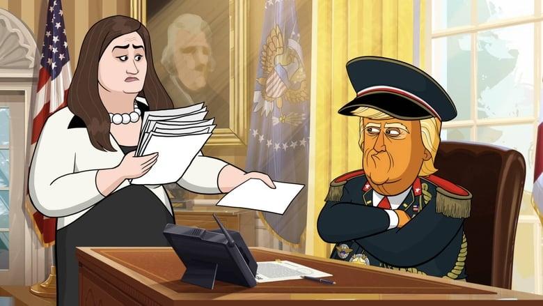 Our Cartoon President Saison 1 Episode 17