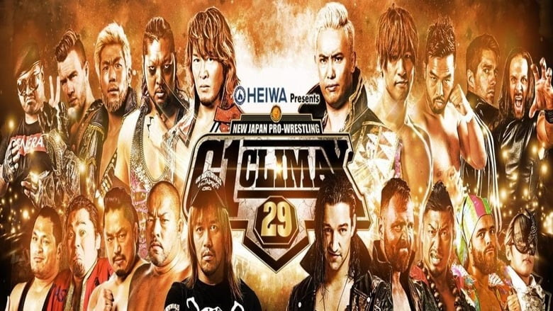 Watch NJPW G1 Climax 29: Day 8 Putlocker Movies