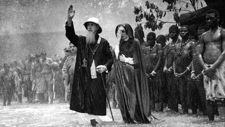 кадр из фильма История монахини