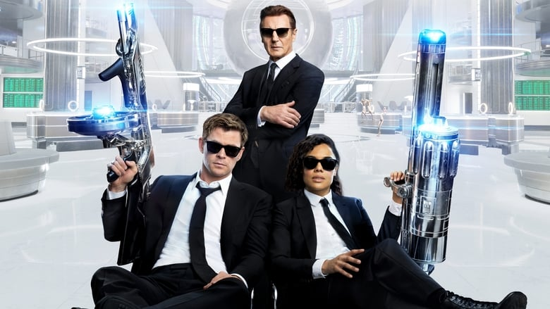 Watch Men in Black: International 2019  Online English