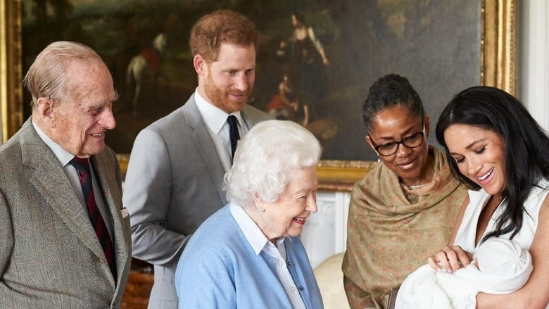 Meghan and Harry Plus One