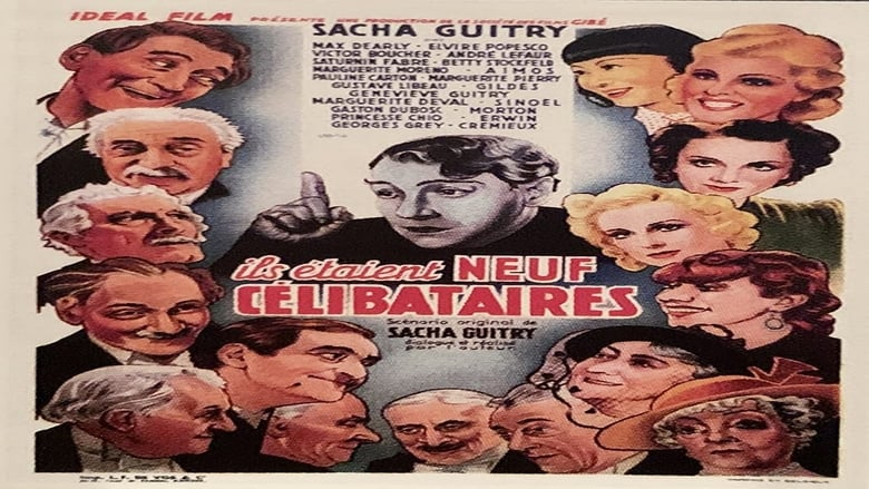 Voir Ils étaient neuf célibataires en streaming complet vf   streamizseries - Film streaming vf