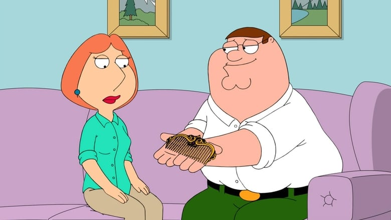 Family Guy Season 17 Episode 12