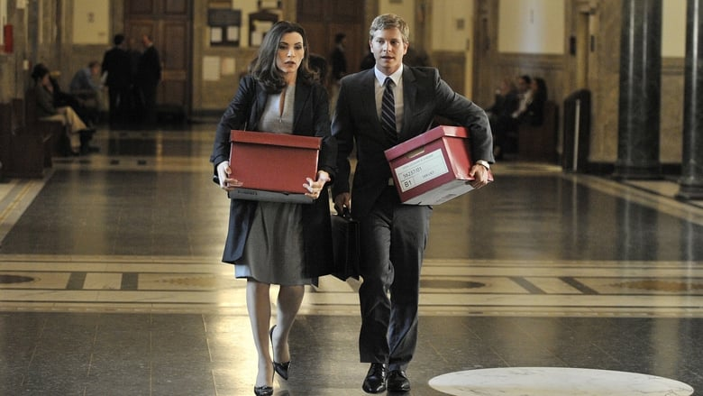 Gera žmona / The Good Wife (2009) 1 Sezonas LT SUB