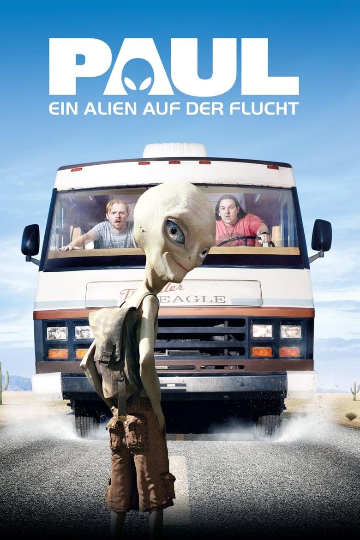 Paul - Ein Alien auf der Flucht - Abenteuer / 2011 / ab 12 Jahre