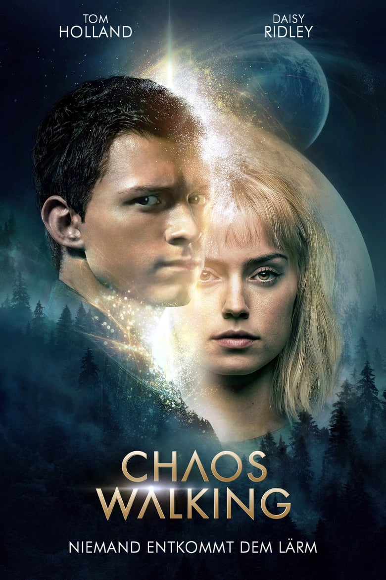 Chaos Walking - Science Fiction / 2021 / ab 12 Jahre