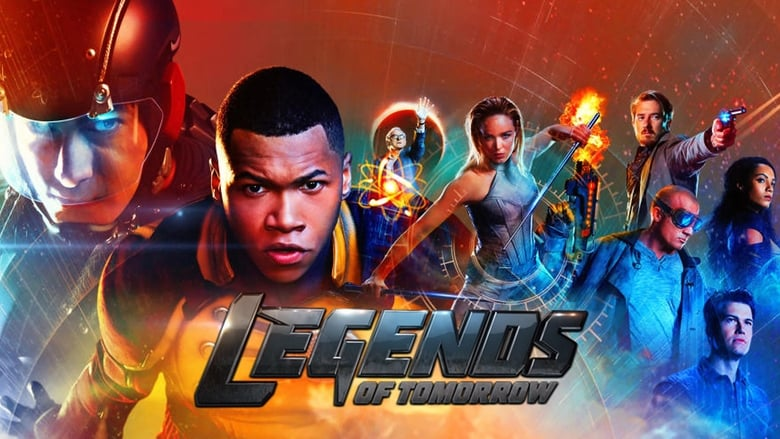 DC's Legends of Tomorrow en Streaming gratuit sans limite | YouWatch Séries poster .3