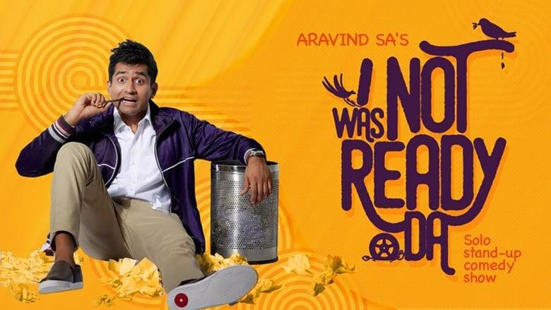 Aravind SA – I Was Not Ready Da (2020)