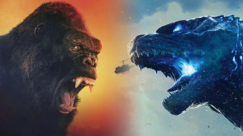 مشاهدة فيلم Godzilla vs. Kong 2021 مترجم أون لاين بجودة عالية