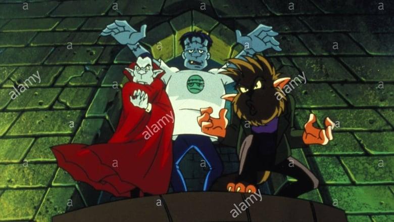 مشاهدة فيلم Monster Mash 2000 مترجم أون لاين بجودة عالية