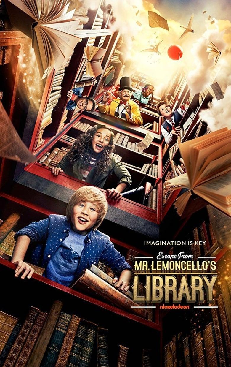 Escapa de la biblioteca del Sr. Lemoncello (2017) OnLine DD