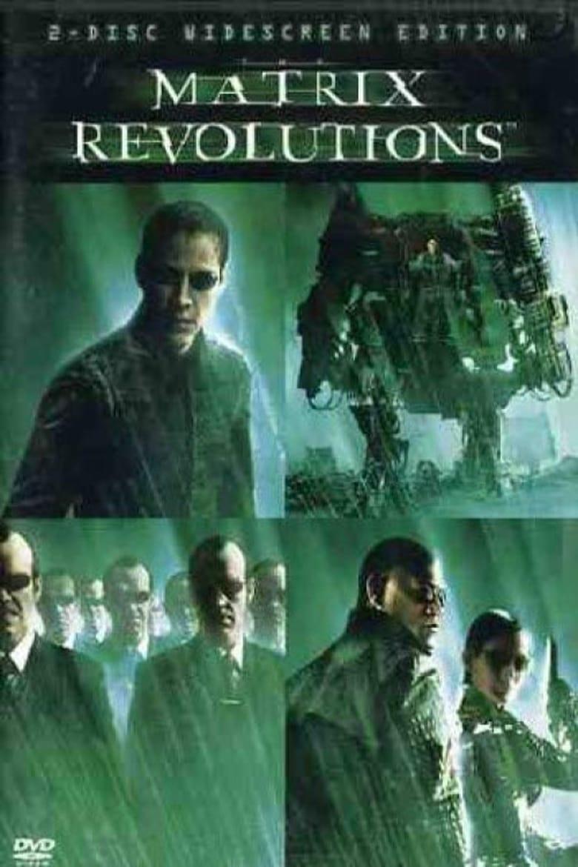 The Matrix Revolutions: Neo Realism - Evolution of Bullet Time (2004)