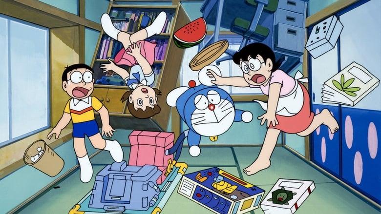Doraemon%3A+Nobita+no+uch%C5%AB+hy%C5%8Dry%C5%ABki