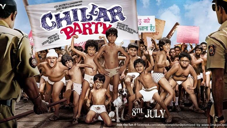 مشاهدة فيلم Chillar Party 2011 مترجم أون لاين بجودة عالية