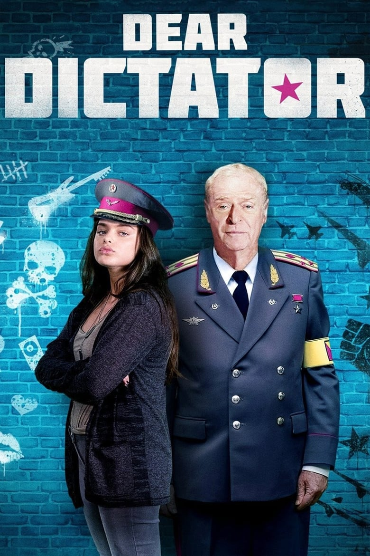 Εξώφυλλο του Dear Dictator