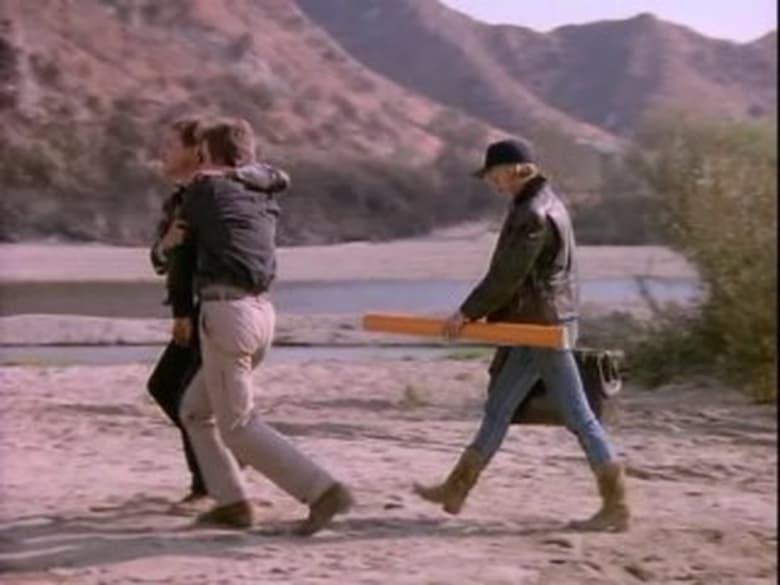 MacGyver 1985 Sezonul 1 Episodul 8
