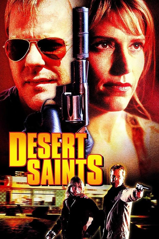 Εξώφυλλο του Desert Saints