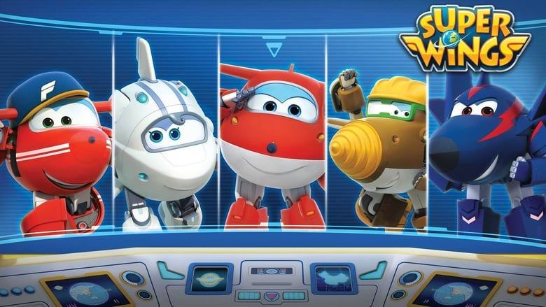 Super Wings! Season 2 Episode 3